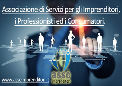 associazione di servizi per gli imprenditori, i professionisti ed i consumatori - asseimprenditori